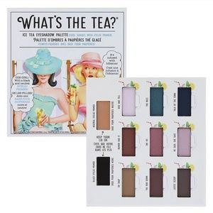 The Balm What's the Tea? Ice Tea palette